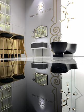 HOUSE OF ROHL亚洲首秀,惊艳Design Shanghai