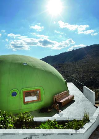 """打开""""舱门"""",看这个UFO里的家什么样?"""