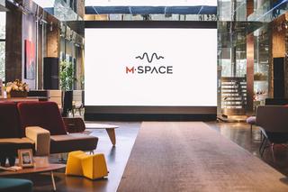 M-SPACE新展厅,开启健康舒适的高效办公空间