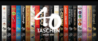TASCHEN隆重推出40周年系列纪念版书籍