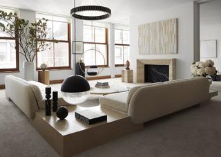 英国设计师Lee Broom推出全新Penthouse家具及配件系列