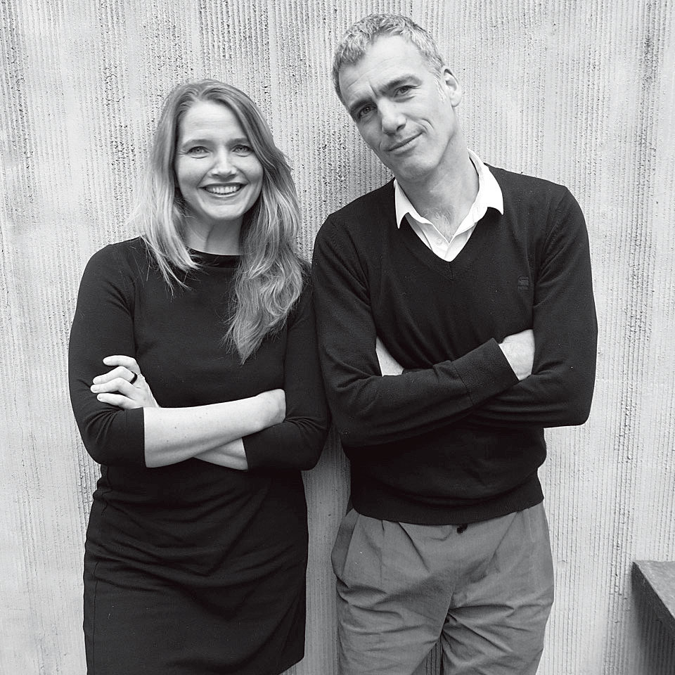 Wendy Saunders、Vincent de Graaf