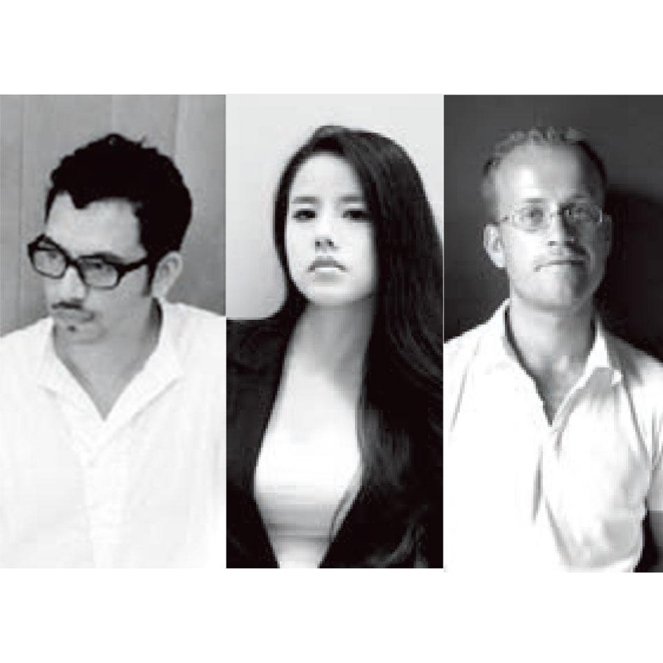 Sacha Silva, Raefer Wallis,Chen Ying Ying