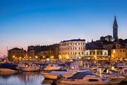 Hotel Adriatic:这座具有百年历史的酒店地处罗维尼(Rovinj)的核心地带,坐拥当地最绝杀的视角,同时又...