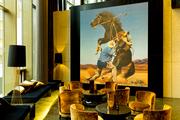 thethief:把The Thief這樣主打藝術牌的酒店建在Tjuvholmen藝術區顯然很恰如其分,當然,曾任奧斯陸國立藝...