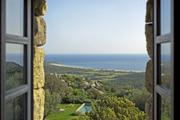 """法國 科西嘉島Domaine de Murtoli酒店:從A Liccia(科西嘉語""""橡樹""""之意)別墅中看到的風景相當不錯。..."""