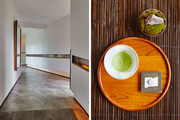 坐忘林是日式風格融于現代手段的極致,堪稱新派溫泉酒店之中的翹楚,隨意一處空間都可讓人駐留許久去仔細...