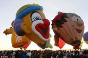 菲律宾邦板牙每年2月会有热气球节,这个节日有17年的历史,不仅有各式的气球,还有独具民族特色的各式表...