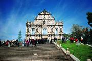 10:00 感情用事。作为澳门的地标,被火焚后残存的圣保禄教堂,因其中西艺术合璧的石壁,成为在世界天主教...
