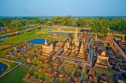 素可泰 (Sukhothai)素可泰不仅是泰国文化的发源地,更是昔日泰族第一次建国的首都。从这里开始了解泰文...