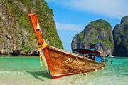 泰国普吉岛玛雅湾