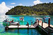 马来西亚仙本那这里曾经只是沙巴一个小小的渔村,甚至在地图上都无法找寻到。但仙本那被如绿松石般的海水...