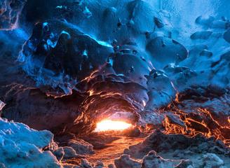 """冷暖色交映演绎""""冰与火之歌"""""""