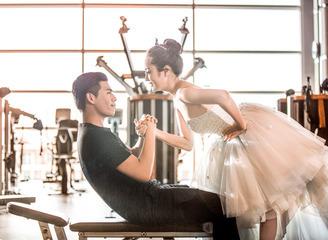 上海浦东嘉里大酒店全新爱在嘉里•婚礼市集 --打造婚礼美体新概念