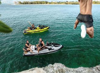 2018全新Sea-Doo喜度摩托艇:重新定义水上娱乐