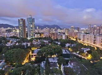 时光流转,这片香港豪宅却让时间停在半个世纪前