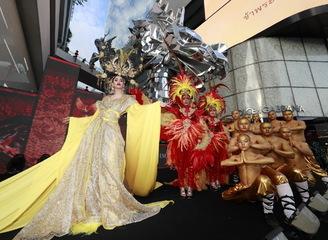 泰国The Mall开启农历新年系列活动 中国游客可享专属福利