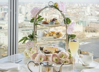 伦敦香格里拉大酒店推出皇家?#21442;?#19979;午茶及皇家庆典计划