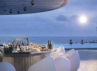三亞山海天大酒店傲途格精選即將開啟粉紅主題泳池派對