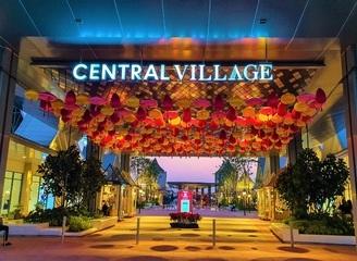 春節來曼谷尚泰奧特萊斯購物村 聽古箏賞舞龍更有游客專屬優惠