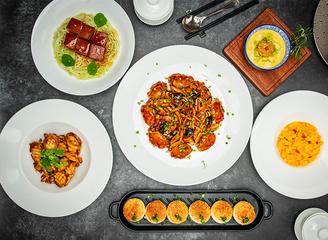 天津麗思卡爾頓酒店天泰軒津菜大師匠心打造秋季時令美食