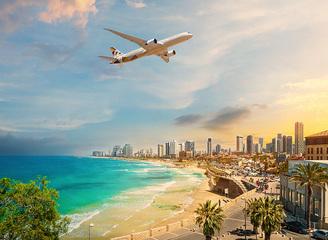 阿提哈德航空將執飛史上首個從海合會國家前往以色列的商業客運航班