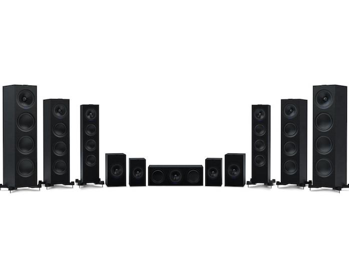 超凡体验 升级重现 KEF经典力作Q系列扬声器再添第八代新品