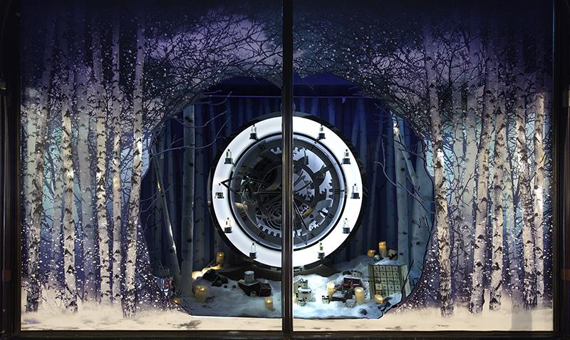 环球圣诞橱窗秀——伦敦篇图片