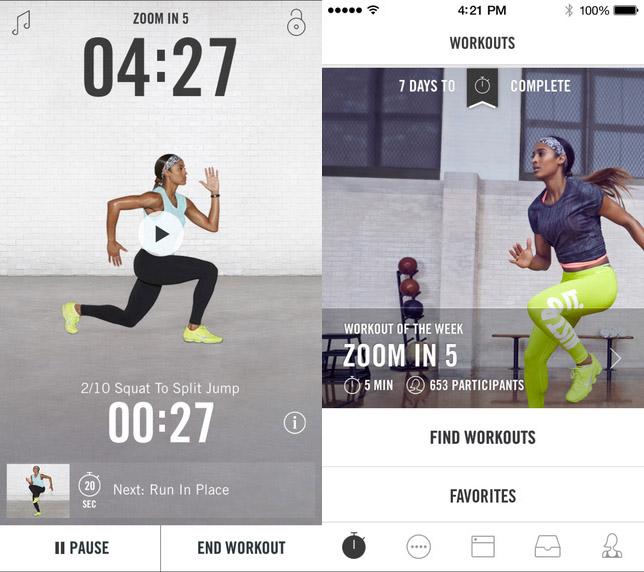 【健康瘦身】这14个最热门健身app能帮你减肥
