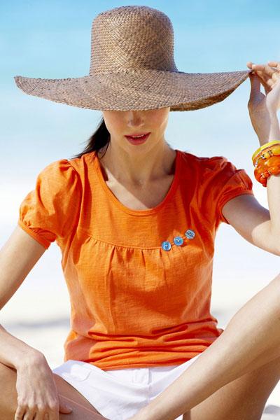 问题肌肤的防晒选择方法