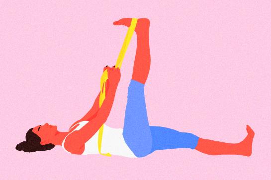腰酸背痛?教你身体最需要的7个拉伸动作