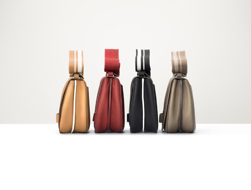 无拘无束的时尚 Delvaux发布全新Le Mutin系列