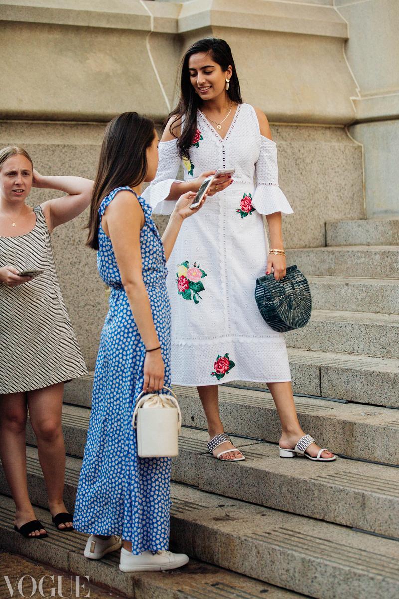2019紐約春夏時裝周街拍DAY1