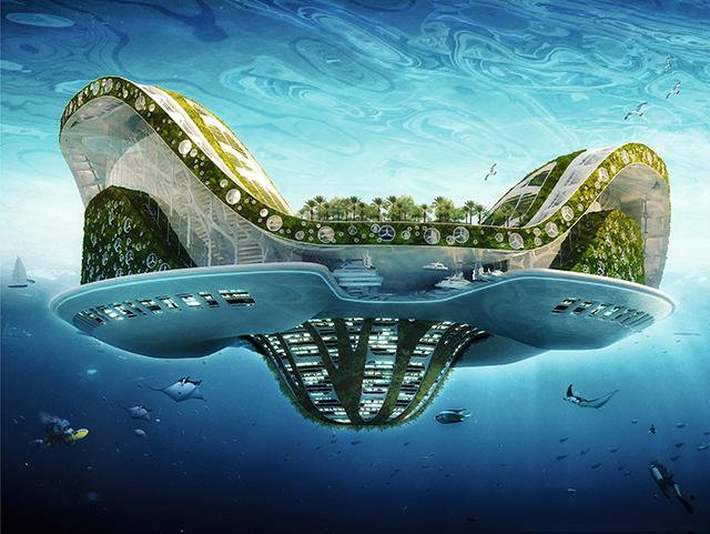 超炫未来城市