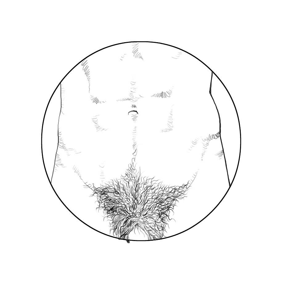 背心手绘效果图