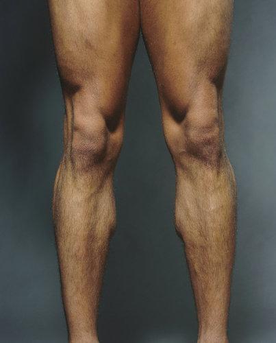 肌肉男人生活照片