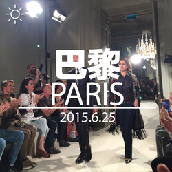 巴黎男装周Day1:跋扈与情怀
