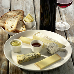 红酒加奶酪会更加好喝?