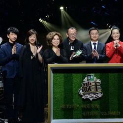 《歌手》首发见面会 杜丽莎、萧敬腾、光良等七位歌手亮相
