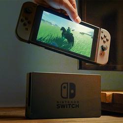 任天堂Nintendo Switchb 焦点中的香饽饽