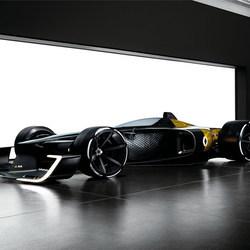 雷家用不同的方式领跑F1