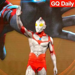大张伟配音的奥特曼有八块腹肌,还要走肾?! | GQ Daily