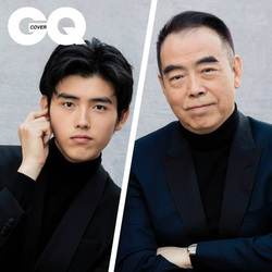 陈凯歌:我与儿子是水与水的关系