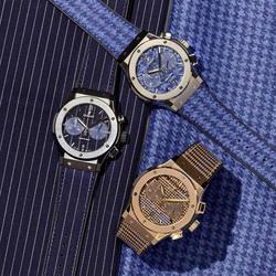 2018年GQ带你看遍宇舶日内瓦新品腕表