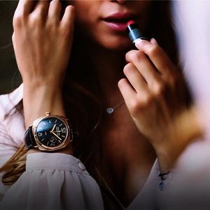 男人说 女人这样戴表最可爱