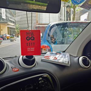 《智族GQ》携手TOGO途歌共享车 出行路上智趣不凡
