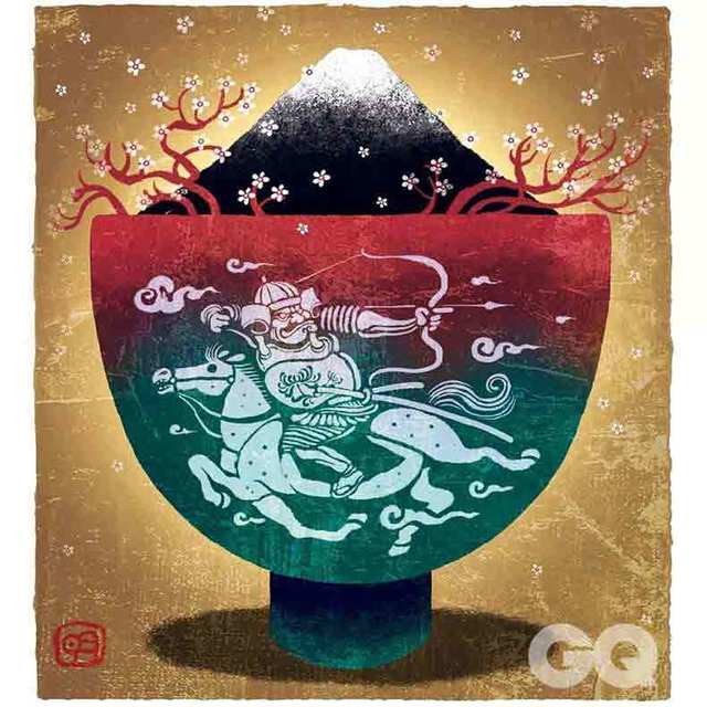 冯唐:从失传的神器里看到整个宇宙的真相