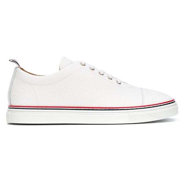 最实穿的经典单品还是小白鞋