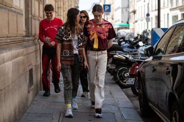 2019年6月巴黎男装周街拍DAY5