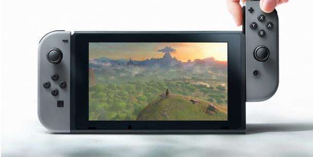 任天堂Switch游戏机 六大重点功能盘点_好玩_